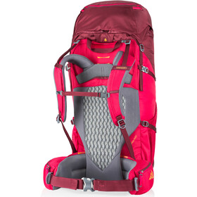 Gregory Amber 60 Backpack Damen chili pepper red